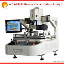 New style WDS-880 laptop repair motherboard station low cost chip soldering machine