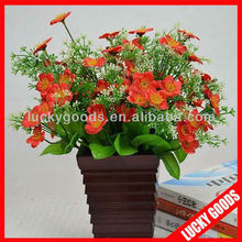 mum bushes artificial flowers