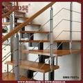 interior moderno escaleras para casas pequeñas
