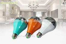 JM8 Low shipping cost light bulb speakers bluetooth mini speaker light