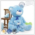 hacer azul de peluche de la felpa animales de juguete patrón