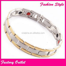 Bottom price top sell magnetic black tungsten bracelets