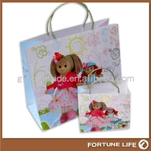 fancy christmas paper gift bags,FL-KL-00150,china manufacturer