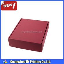 Corrugated Board E Flute Mail Mailing Boxes