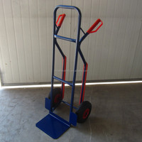 lightweight hand trolley truck