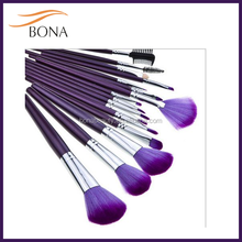 2015 Hot Sale Best Cosmetics Tools for Beauty Makeup Brushes 16 pcs
