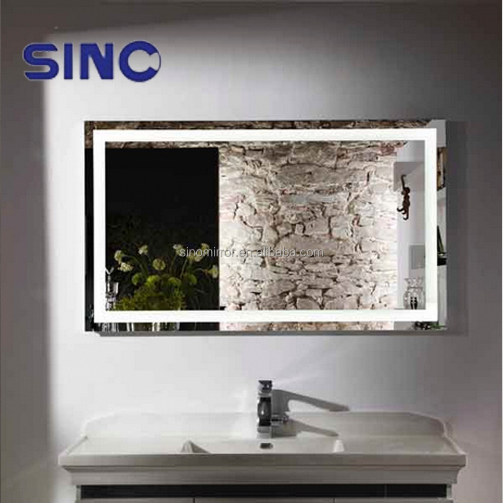High quality illuminated mirror for bathroom buy for Mirror quality