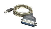 Parallel to USB old needle type print line 36 pin data line IEEE1284 connection line