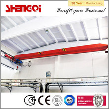 Best Selling Single Girder Overhead Crane For Factory From Top2 Crane In China Crane Hometown