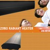 High quality cheapest direct electric infrared wall mounted heater