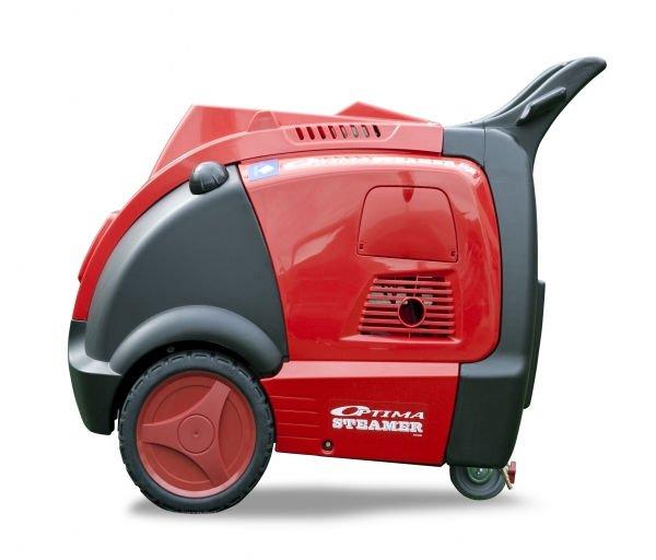 vapore auto lavatrice a vapore optima serie