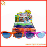 2014 best selling toys cheap sunglasses toys promotional sunglasses OT9977MY005-B2
