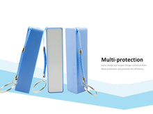 mobile power bank 3000mAh with 3 in 1 power bank lines