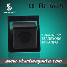 china fabricación especial del coche cámara de visión trasera para ssangyong korando
