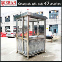 Economical outdoor portable guard house / watch room for sale