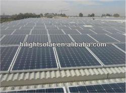 high efficiency price per watt solar panels in india 250w with CEC,TUV,IEC,CE,INMETRO
