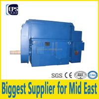YKK Three phase high voltage electric motor