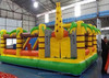 juegos inflables china/ inflatable race car bouncer for sale /inflatable castle