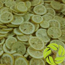 Premium wholesale Chinese herbal medicines full of vitamin c detox tea dried lemon slices ningmeng dried fruit tea