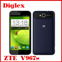 Cheap 5.0''IPS zte v967s smartphone mtk6589 1GB RAM 4GB ROM android 4.2 5.0MP Bluetooth wifi