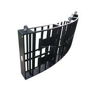 Shenzhen Manufacturer Monitor DE LED Curved Simple Empty Cabinet