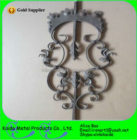 high quality wrought iron pickets
