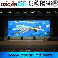P4 indoor high resolution small size led video led display screen