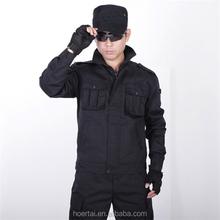 Barato ropa de trabajo uniforme de guardia de seguridad