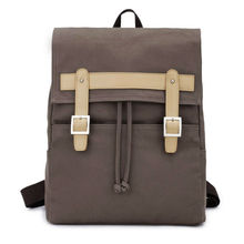 China suppliers high quality hot sale traval leisure big capacity outdoor canvas backpack for teens