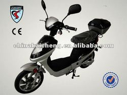 2013 New Electric Scooter with 400W power Aluminum Wheel CST tyre with max speed 25km/h from LOHAS KCES048 EEC and COC approval