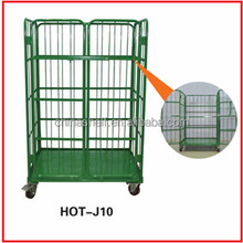 folding wire mesh cage