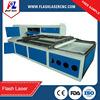 Hobby 300w laser die board cutting machine, wood laser die cutting machine for sale