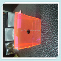 transparent PVC Cosmetic Bag (ISO certificated)