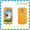 Universal cell phone waterproof case for samsung galaxy s4, good phone case in a low price