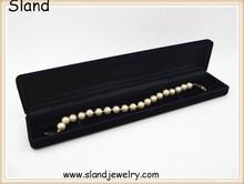 High Quality Jewelry Bracelet Box Package/custom jewelry gift boxes velvet rectangle shape