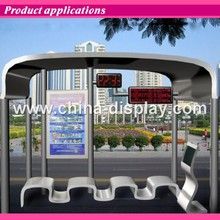 Outdoor Aluminum Led Poster Frame Silk Screen Printed Light Box, Led Waterproof Light Box