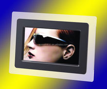 Popular useful picture viewer lcd digital photo frame