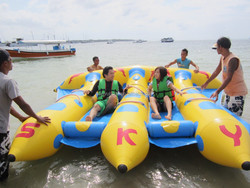 inflatable flying fish boat,Sport boat HY-FF420