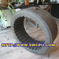 Rubber Flexible Coupling Sleeve Customized