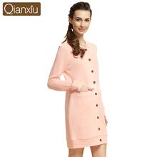 Qianxiu chinese brand sex womens nightgown