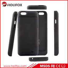 Holifox external backup battery charger case for iphone 6