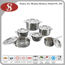 New style stainless steel kitchen ware products