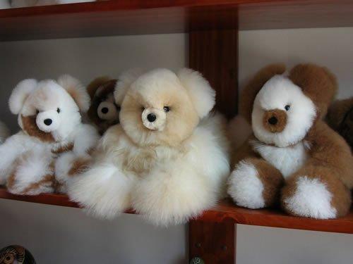 Baby alpaka pl sch teddyb r aufblasbares kuscheltier - Alpaka kuscheltier ...