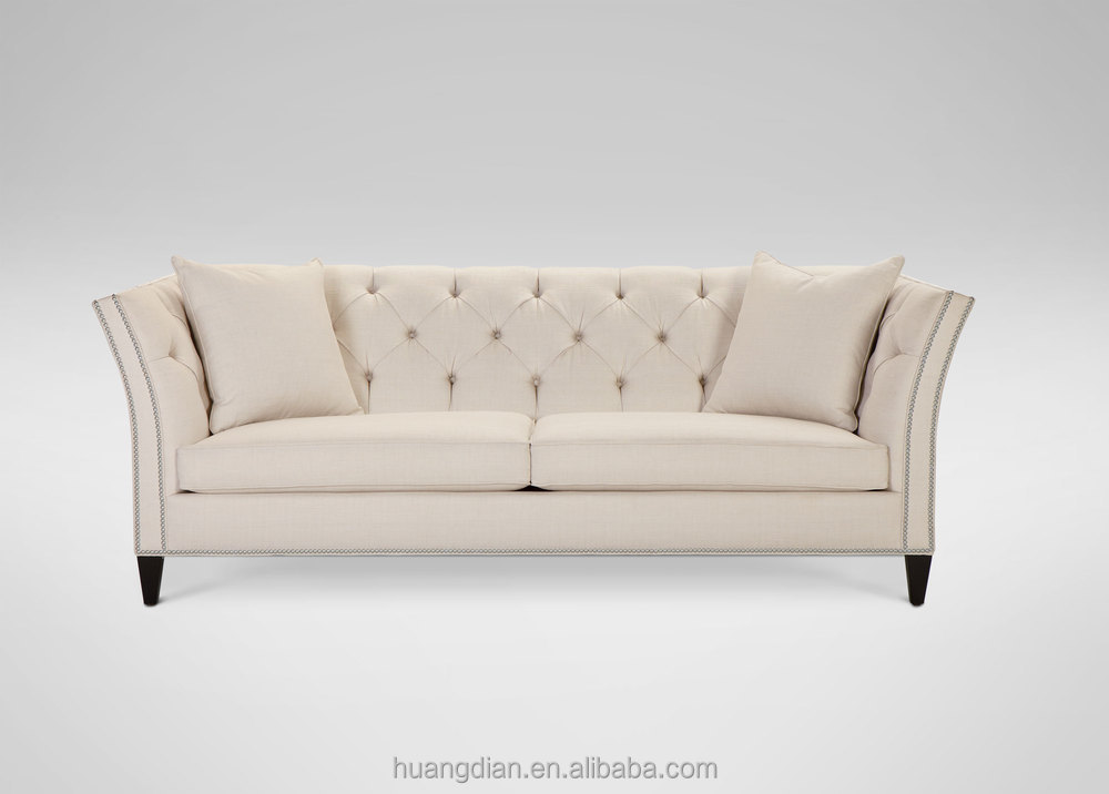 Modern design 3 seater cheap velvet chesterfield sofa hot for Where to get cheap sofas