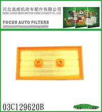 HIGH PERFORMANCE MADE IN CHINA CAR AIR FILTER WITH PARTS NO.O3C129620B