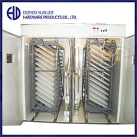 High performance 2000w incubators, ostrich chicks for sale