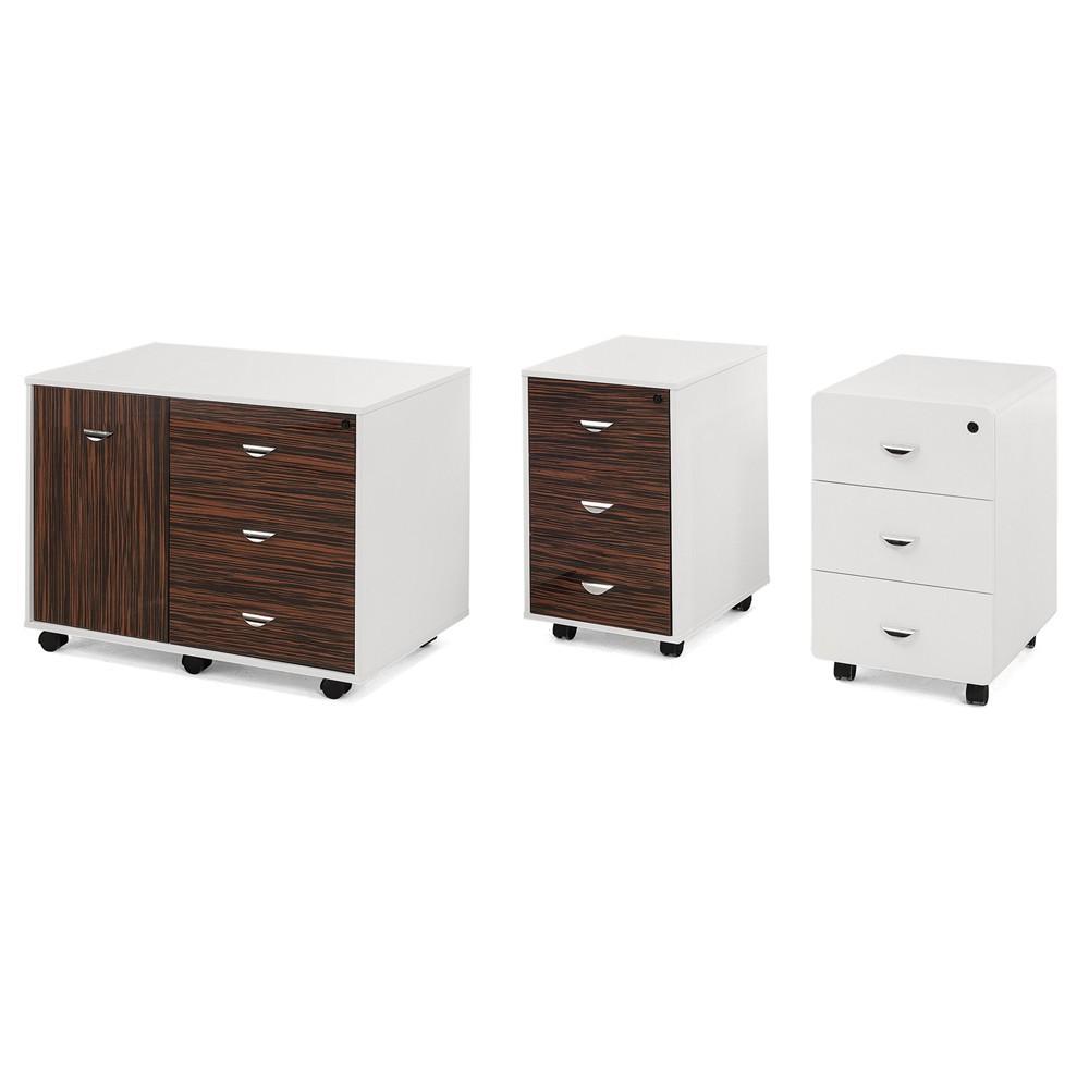 2015 muebles de oficina para el cuadro blanco brillante for Muebles de oficina wengue