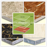 New products Laminated marble, Composite panel, composed stone tiles