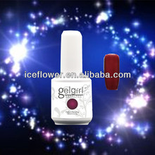 cheap price soak off nail salon gel uv, nail polish for wholesale from china