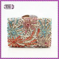 Diamond Crystal Beads Clutch Evening Bag